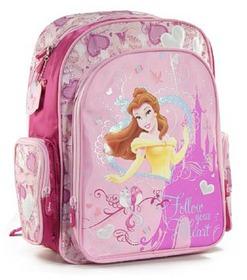 Детский рюкзак для девочки с EVA-спинкой Принцессы PRHPR-10T-836