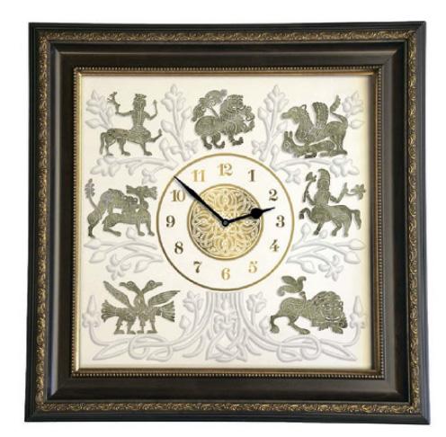 Часы «Белокаменные»