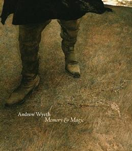 Andrew Wyeth. Memory & Magic, Knutson A. C. обложка книги