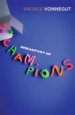Breakfast for champions, Vonnegut K. обложка-превью