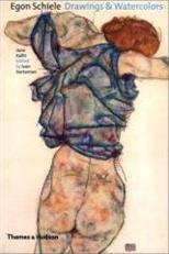 Egon Schiele. Drawings & Watercolours, Kallir J. обложка-превью