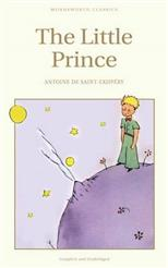 Little Prince, Saint-Exupery A. обложка-превью