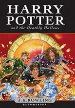 Harry Potter & Deathly Hallows, Rowling J. K. обложка-превью
