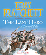 Last Hero Illustr. Ed., Pratchett T. обложка-превью