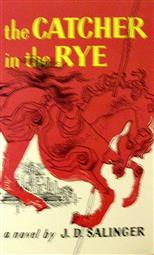 Catcher in the Rye, Salinger J. D. обложка-превью