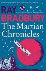 The Martian Chronicles, Bradbury R. D. обложка-превью