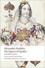 The Queen of Spades and Other Stories, Pushkin A. обложка-превью
