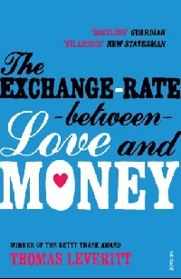 Exchange-Rate Between Love and Money, Leveritt Thomas обложка книги