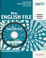 English File Advanced New Workbook with key. (+ 1 CD), Oxenden Clive, Latham-Koenig Christina обложка-превью