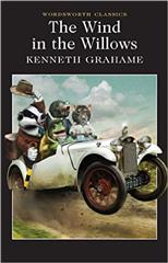 Wind in the Willows, Grahame K. обложка-превью