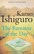 Remains of the Day, Ishiguro K. обложка-превью