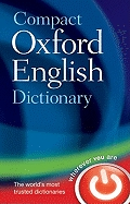 Compact Oxford English Dictionary of Current English. Revised Third Edition обложка-превью