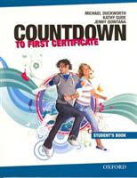 Countdown to First Certificate Workbook with key (+ 1 CD), Gude Kathy, Duckworth Michael, Quintana J. обложка-превью