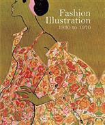 Fashion Illustration, 1930 to 1970, Fogg M. обложка-превью