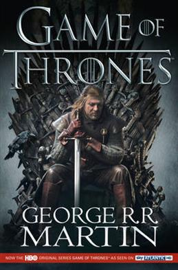 Game of Thrones: Book 1 of a Song of Ice And Fire, Martin George R. R. обложка книги