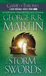 A storm of swords, Martin George R. R. обложка-превью