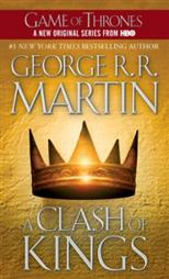 A Clash of Kings, Martin George R. R. обложка-превью