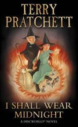 I Shall Wear Midnight, Pratchett T. обложка-превью