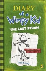 Diary of a Wimpy Kid: 3 The Last Straw, Kinney J. обложка-превью
