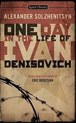 One day in the life of Ivan Denisovitch, Solzhenitsyn A. обложка-превью