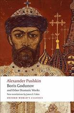 Boris Godunov and Other Dramatic Works, Pushkin A. обложка-превью