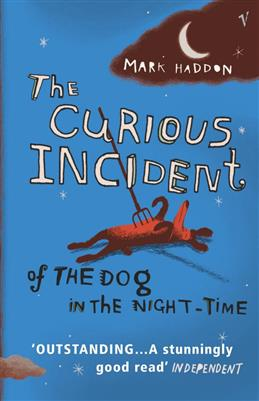 The Curious Incident of the Dog in the Night-time, Haddon Mark обложка книги