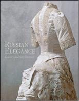 Russian Elegance. Country and City Fashion, Yefimova L. V. обложка-превью