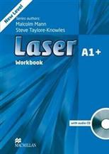 Laser A1+. Workbook without Key. (+ 1 CD), Mann M., Taylore-Knowles S. обложка-превью