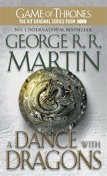 A Dance with dragons, Martin George R. R. обложка-превью