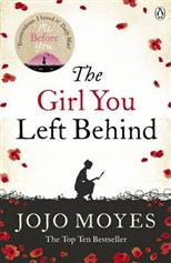 The Girl You Left Behind, Moyes J. обложка-превью
