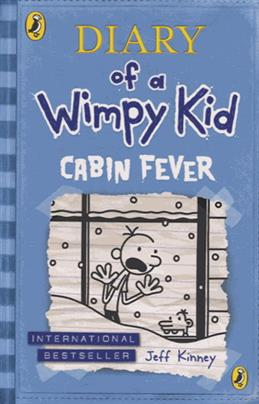 Diary of a Wimpy Kid: Cabin Fever, Kinney J. обложка книги