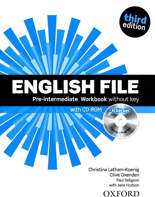 ответы на книгу new english file pre-intermediate