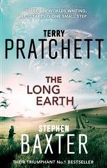 The Long Earth: (Long Earth 1), Pratchett T. обложка-превью