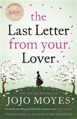 The Last Letter from Your Lover, Moyes J. обложка-превью