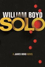 Solo: A James Bond Novel, Boyd William обложка-превью