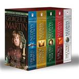 Game of Thrones. VV 1-5 (box), Martin George R. R. обложка-превью