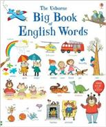 The Usborne Big Book of English Words обложка-превью