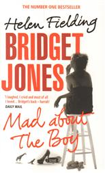 Bridget Jones: Mad About the Boy, Fielding H. обложка-превью