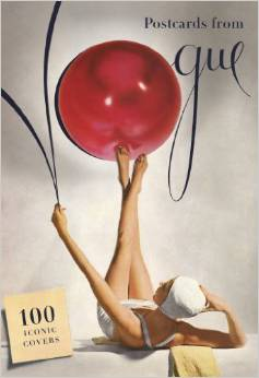 Postcards from Vogue: 100 Iconic Covers обложка книги