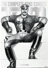 Tom of Finland. The Complete Kake Comics обложка-превью