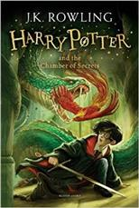 Harry Potter and the Chamber of Secrets, Rowling J. K. обложка-превью