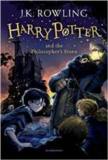 Harry Potter and the Philosopher's Stone, Rowling J. K. обложка-превью