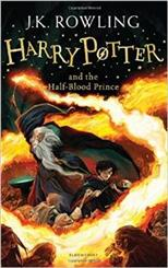 Harry Potter and the Half-Blood Prince, Rowling J. K. обложка-превью