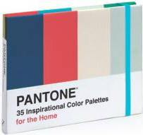 Pantone: 35 Inspirational Color Palettes for the Home обложка книги