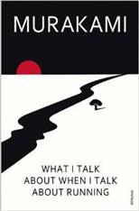 What I Talk About When I Talk About Running, Murakami H. обложка-превью