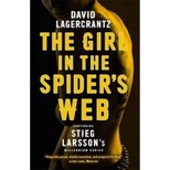 The Girl in the Spider's Web, Lagercrantz D. обложка-превью