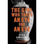 The Girl Who Takes an Eye for an Eye, Lagercrantz D. обложка-превью