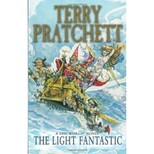 The Light Fantastic, Pratchett T. обложка-превью