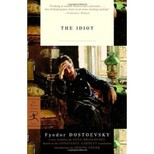 The Idiot (Modern Library Classics), Dostoyevsky F. обложка-превью