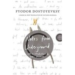 Notes From Underground, Dostoyevsky F. обложка-превью